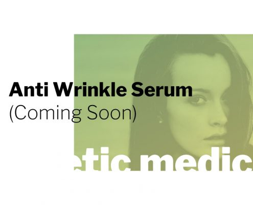 innpharm project Anti Wrinkle Serum for aestetic medicine and dermocosmetic market